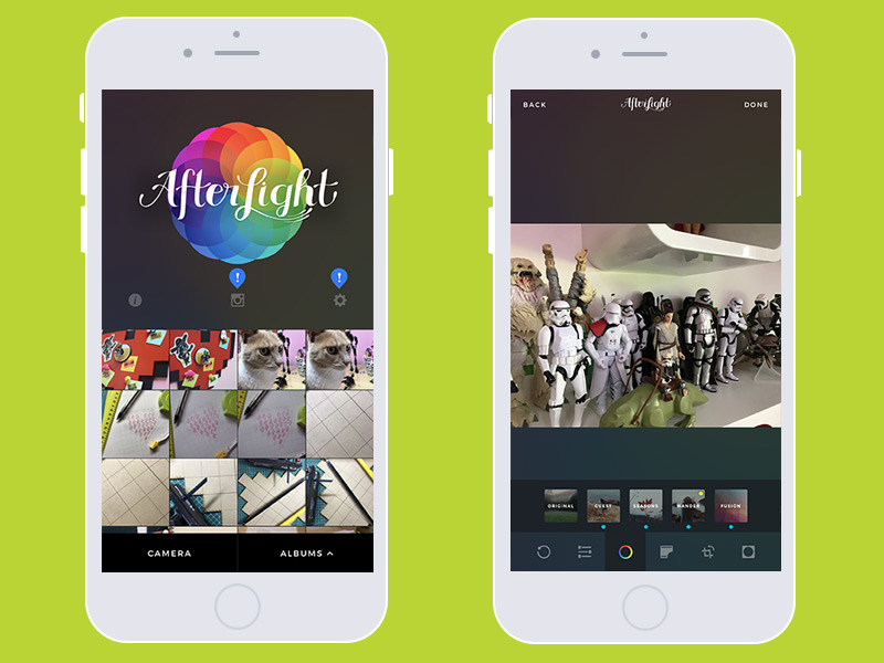 5! APPs para editar fotos | AFTERLIGHT