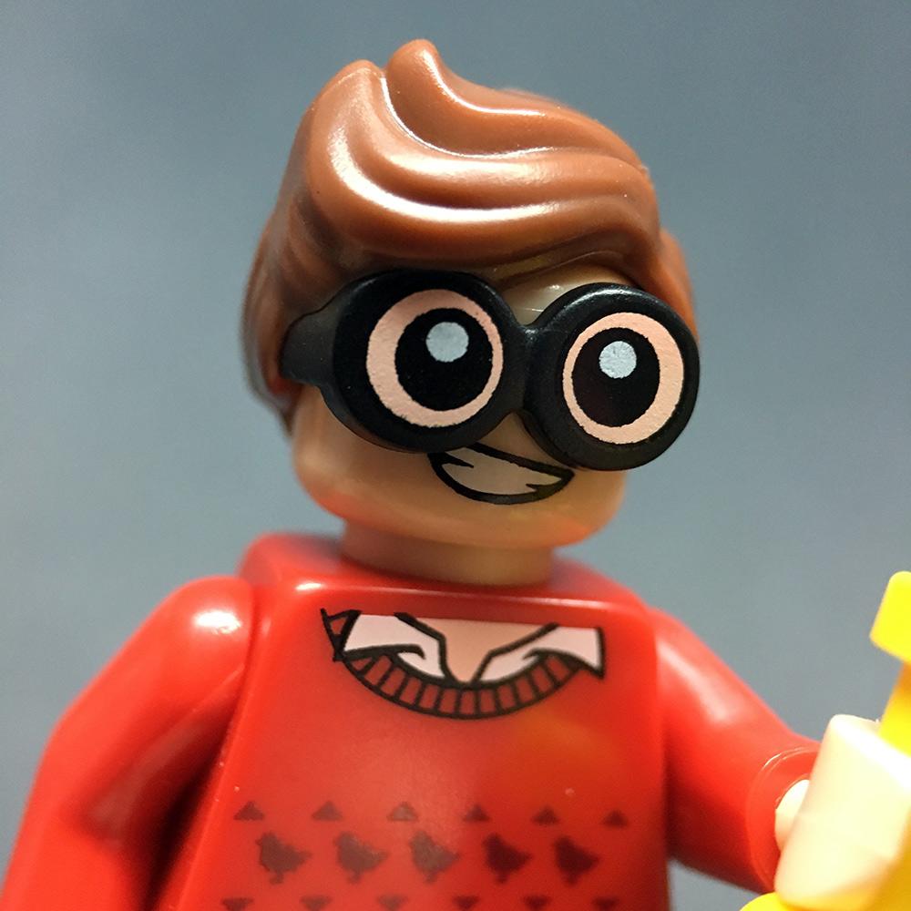Reseña: Minifiguras de LEGO Batman Movie