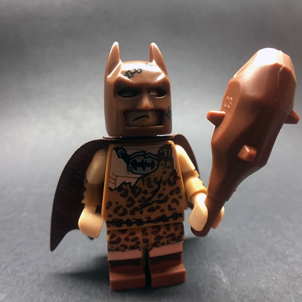 Reseña: Minifiguras de LEGO Batman Movie