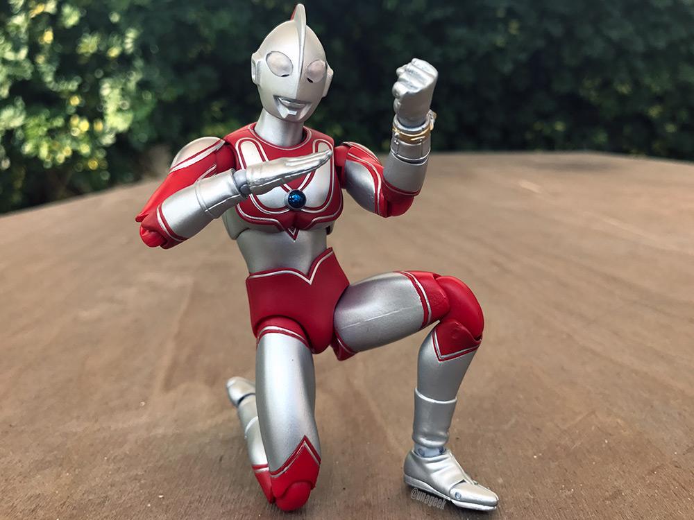 Fotoreseña: Ultra-Act Ultraman Jack de Bandai