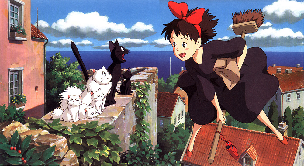 5! Momentos favoritos de las películas de Hayao Miyazaki