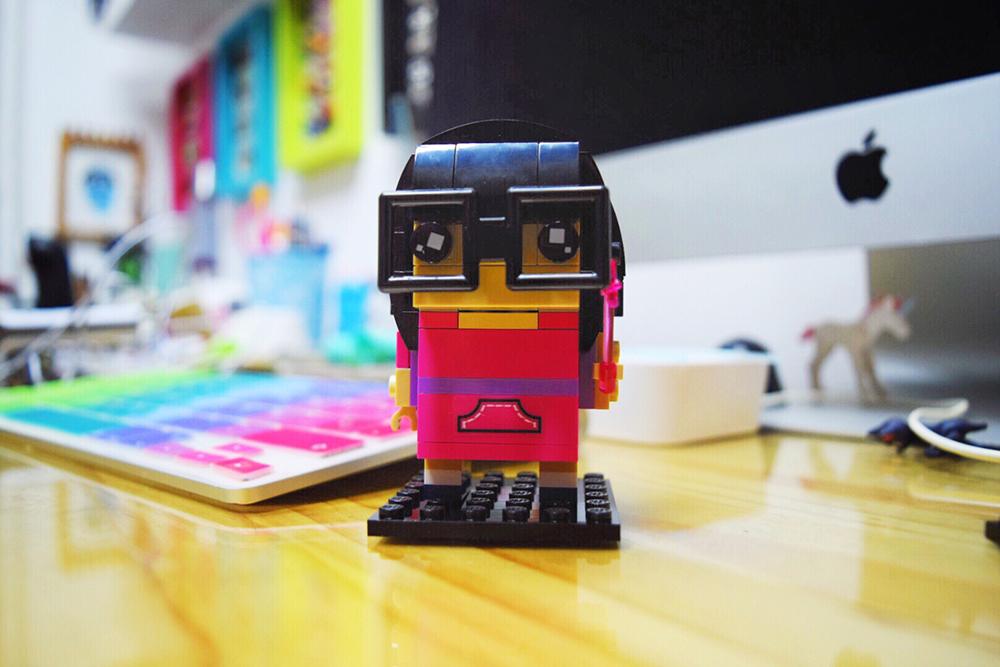 BrickHeadz : Go Brick Me