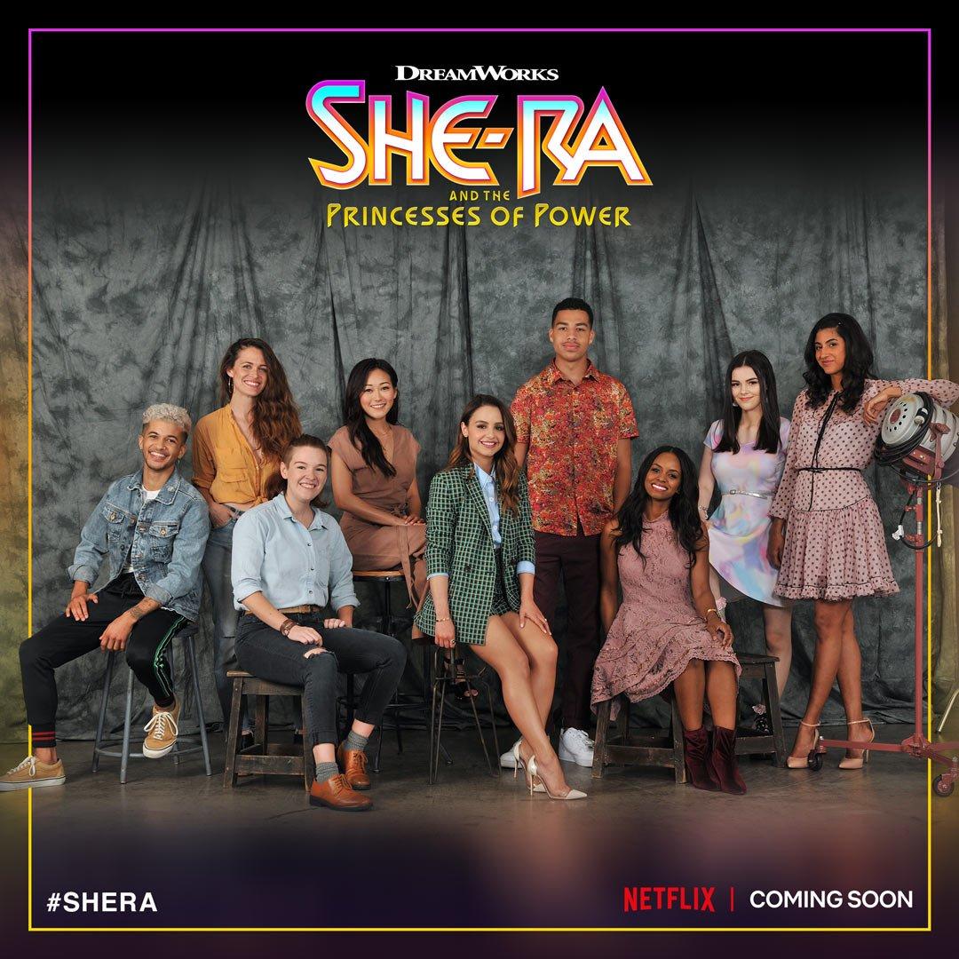 She-Ra Cast