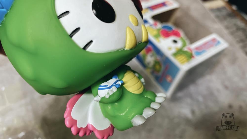 Funko Pop | Hello Kitty Kaiju | @UnaGeek