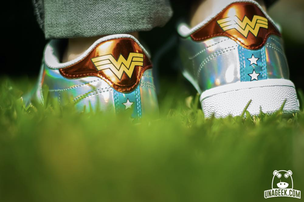Wonder Woman 1984   Reebok   @UnaGeek