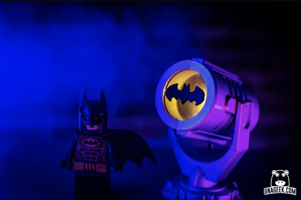 Humo para fotografías de Minifiguras de LEGO | UnaGeek